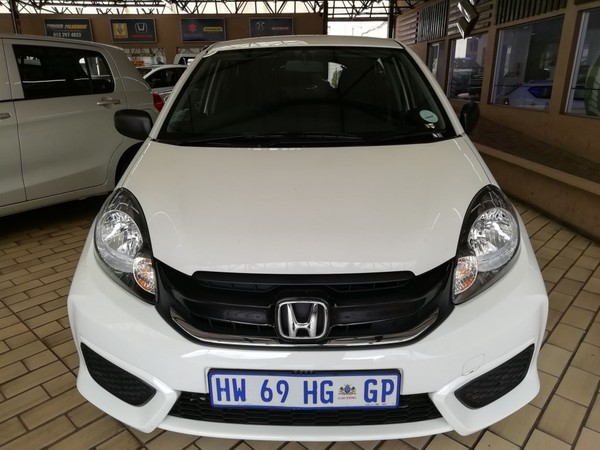 2019 Honda Brio 1.2 Trend 5-Door Limpopo Polokwane_0