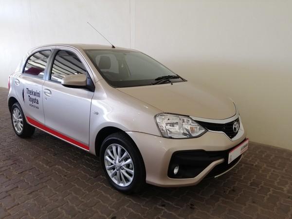 2019 Toyota Etios 1.5 Xs 5dr  Kwazulu Natal Kokstad_0