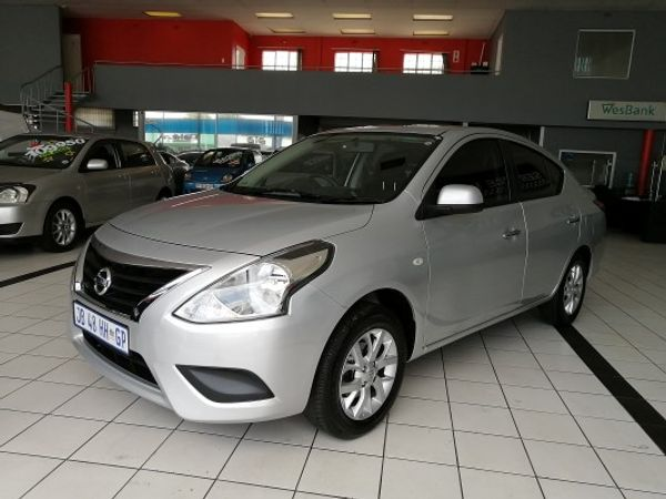 2019 Nissan Almera 1.5 Acenta Auto Gauteng Edenvale_0