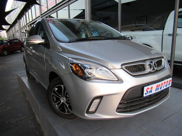 2020 BAIC D20 1.5 Fashion Auto 5-Door Gauteng Randburg_0