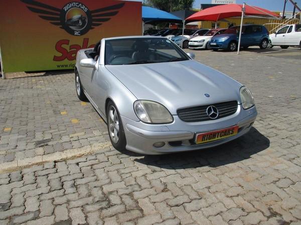 2000 Mercedes-Benz SLK-Class Slk 320 At  Gauteng North Riding_0