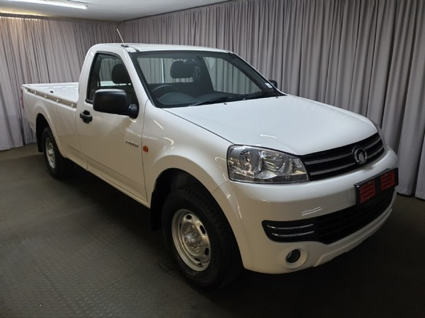 2020 GWM Steed 5 2.2 MPi Workhorse Single Cab Bakkie Gauteng Roodepoort_0