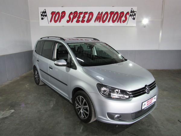 2015 Volkswagen Touran 2.0 Tdi Trendline Dsg  Gauteng Vereeniging_0