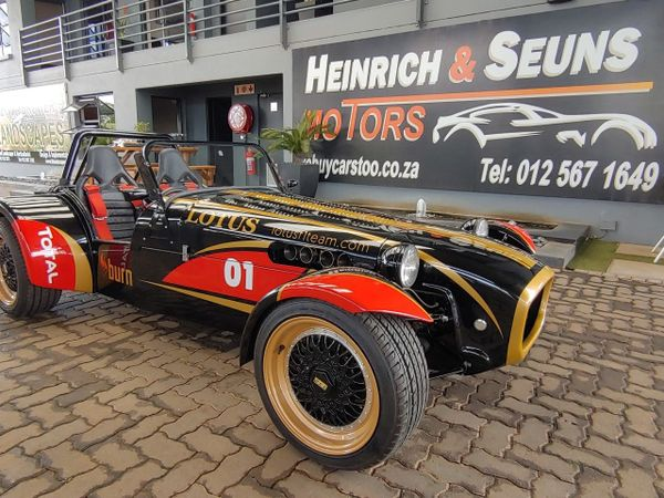 2012 Lotus 7  Gauteng Pretoria_0