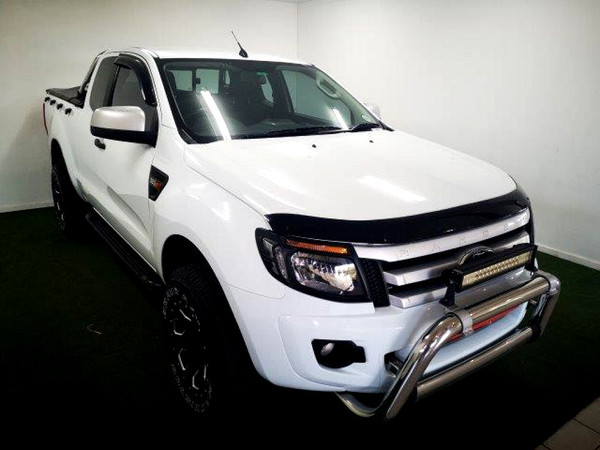 2012 Ford Ranger 3.2tdci Xls Pu Supcab  Free State Bloemfontein_0