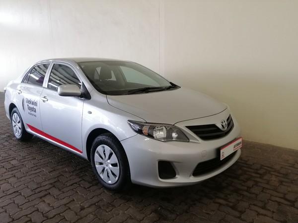 2019 Toyota Corolla Quest 1.6 Kwazulu Natal Kokstad_0