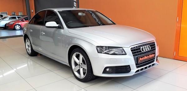 2011 Audi A4 1.8t Ambition Multitronic b8  Kwazulu Natal Pietermaritzburg_0