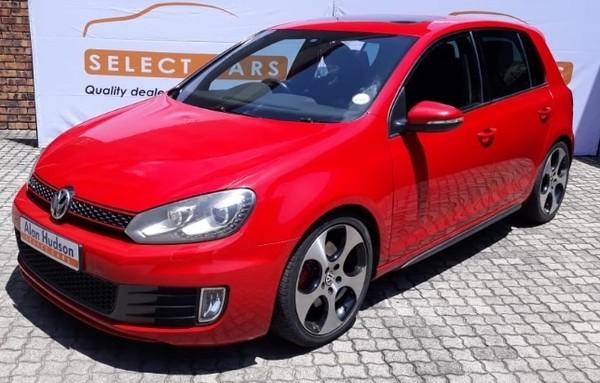 2011 Volkswagen Golf Vi Gti 2.0 Tsi Dsg  Mpumalanga Nelspruit_0