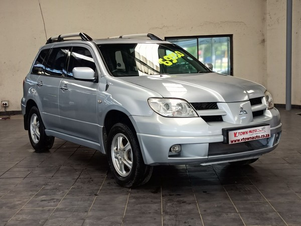 2003 Mitsubishi Outlander 2.4 Gls At  Gauteng Vereeniging_0