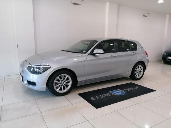 2012 BMW 1 Series 118i 5dr Auto Kwazulu Natal Durban_0