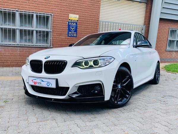 2014 BMW 2 Series 220D M Sport Auto Gauteng Sandton_0