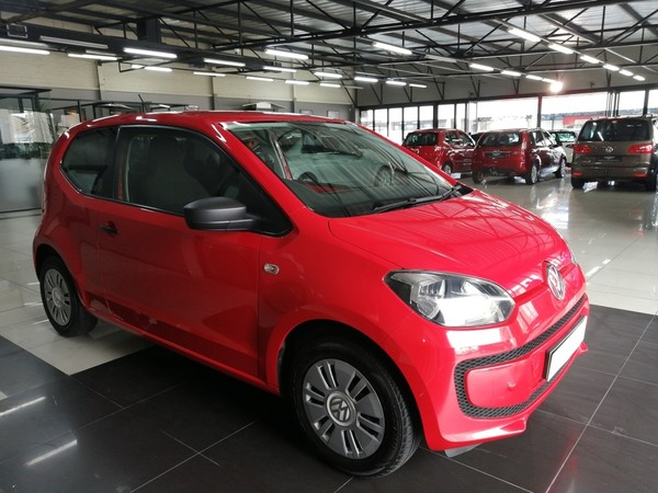 2015 Volkswagen Up Take UP 1.0 3-Door Western Cape Parow_0
