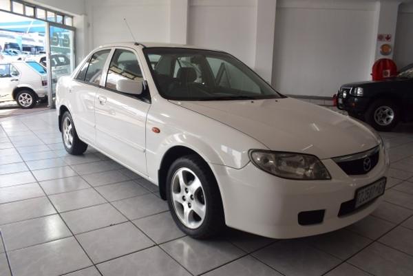 2003 Mazda Etude 160ie  Gauteng Edenvale_0
