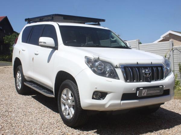 2010 Toyota Prado Vx 3.0 Tdi At  Western Cape Mossel Bay_0