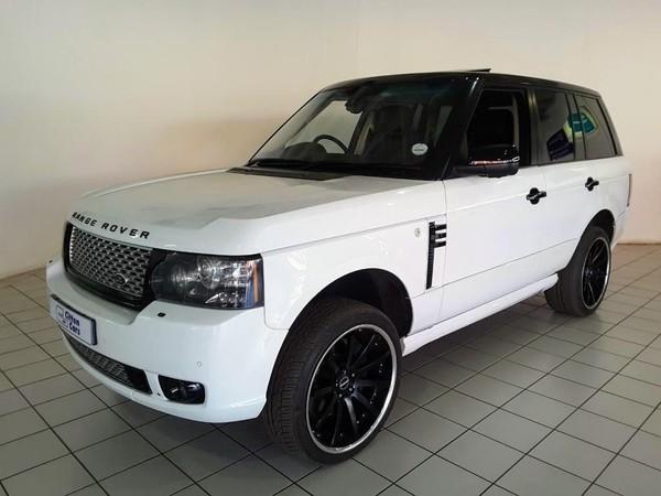 2012 Land Rover Range Rover Se 5.0 V8 Sc  Gauteng Pretoria_0