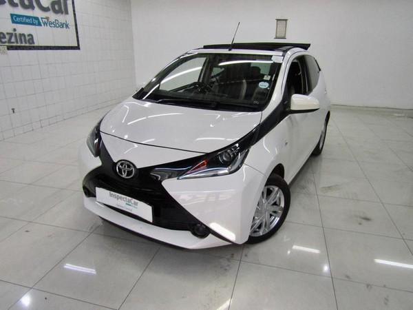 2017 Toyota Aygo 1.0 X-CITE 5-Door Gauteng Pretoria_0