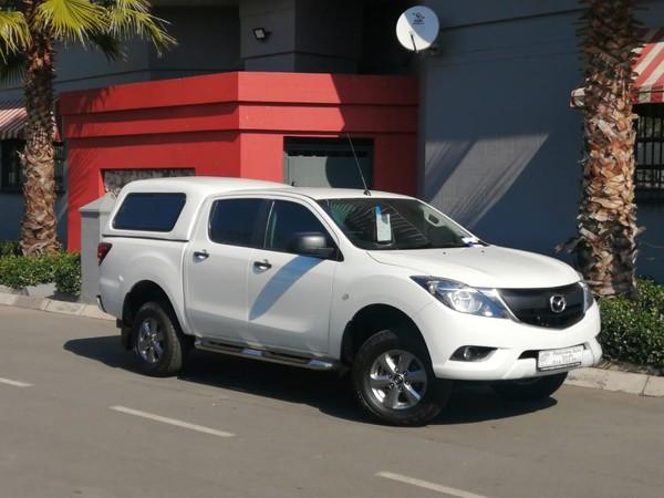 2017 Mazda BT-50 2.2 TDi Hpower SLE Bakkie Double cab Gauteng Vanderbijlpark_0
