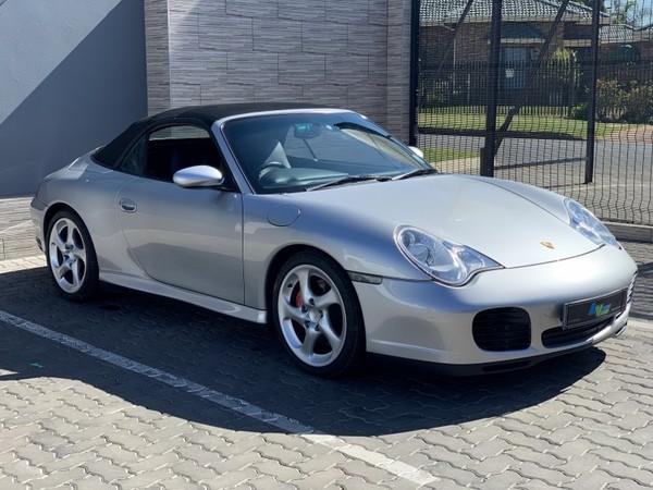 2004 Porsche 911 Carrera 4 Cabriolet 996  Gauteng Johannesburg_0