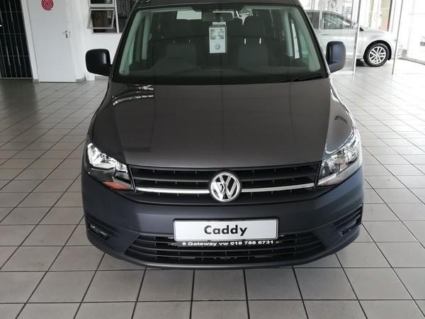 2020 Volkswagen Caddy Crewbus 2.0 TDI Gauteng Carletonville_0