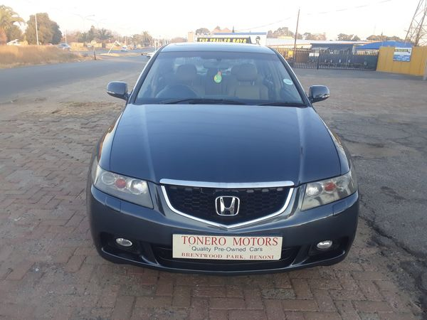 2005 Honda Accord 2.4 Executive At  Gauteng Benoni_0