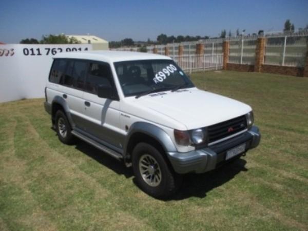 1995 Mitsubishi Pajero 3.5 Gls At  Gauteng Roodepoort_0