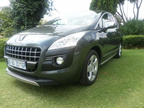 2011 Peugeot 3008 1.6 Thp Premium  Gauteng Randburg_0