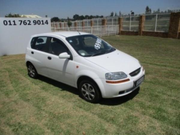 2005 Chevrolet Aveo 1.5 5dr  Gauteng Roodepoort_0