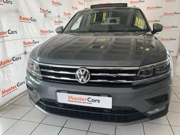 2019 Volkswagen Tiguan Allspace  2.0 TSI Comfortline 4MOT DSG 132KW Limpopo Polokwane_0