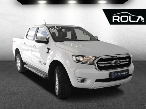 2020 Ford Ranger 2.0 TDCi XLT 4X4 Auto Double Cab Bakkie Western Cape Caledon_0