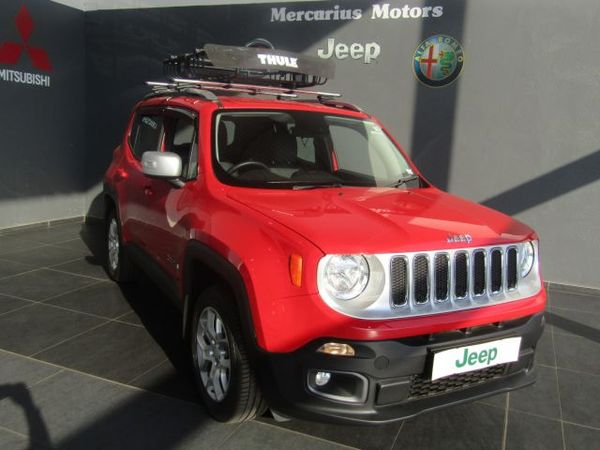 2020 Jeep Renegade 1.4 TJET LTD AWD Auto Limpopo Tzaneen_0