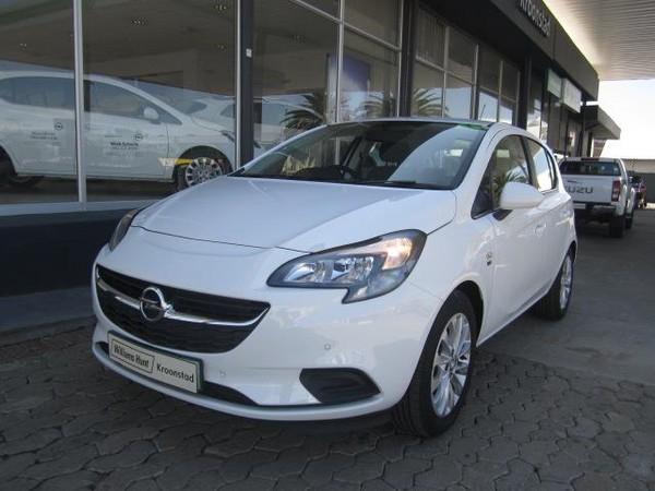 2020 Opel Corsa 1.0T Ecoflex 120 Year ED Free State Kroonstad_0