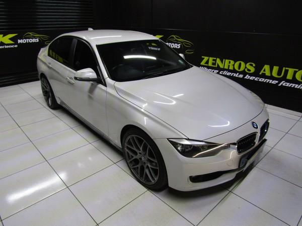 2012 BMW 3 Series 320d At f30 -R3800PM Gauteng Boksburg_0