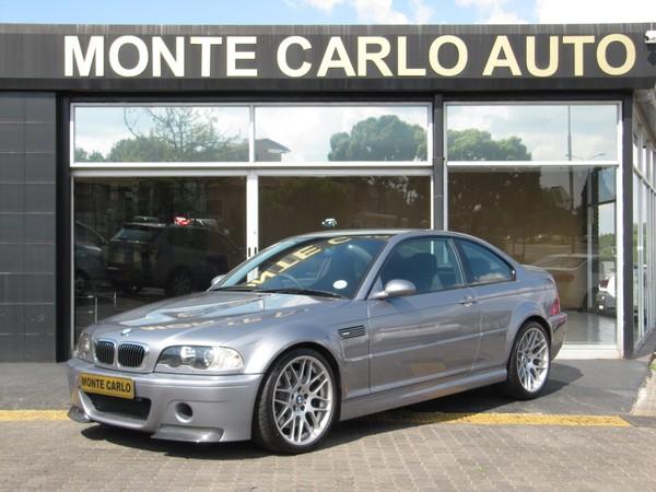 2003 BMW M3 Csl e46  Gauteng Sandton_0
