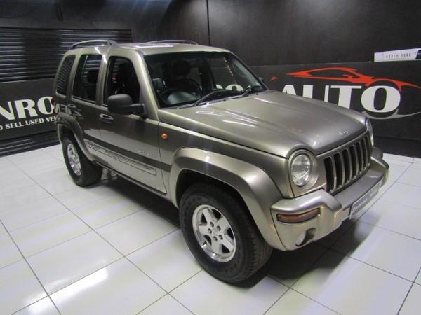 2006 Jeep Cherokee 2.8 Crd Limited  Gauteng Boksburg_0
