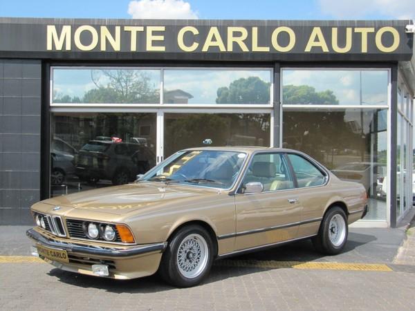 1982 BMW 6 Series 635 Csi Ac Ps e24  Gauteng Sandton_0