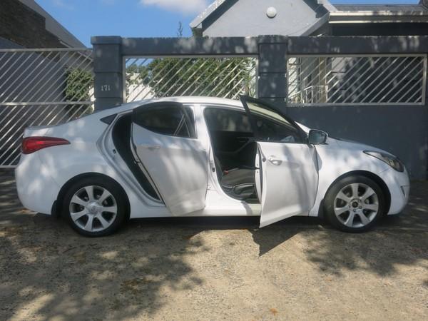 2013 Hyundai Elantra 1.6 Executive Auto Gauteng Rosettenville_0