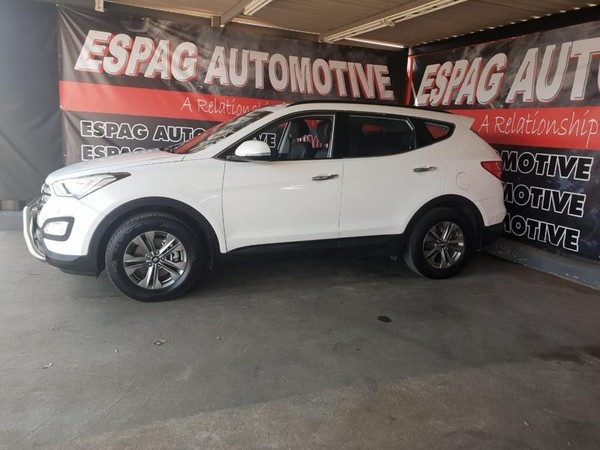 2015 Hyundai Santa Fe R2.2D Premium Auto Gauteng Pretoria_0
