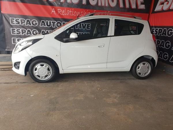 2013 Chevrolet Spark Pronto 1.2 FC Panel van Gauteng Pretoria_0