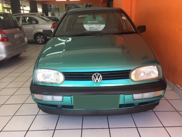 1996 Volkswagen Golf 3 Gs 1.6  Western Cape Goodwood_0