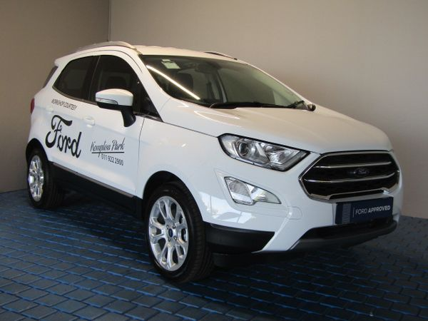 2020 Ford EcoSport 1.0 Ecoboost Titanium Auto Gauteng Kempton Park_0