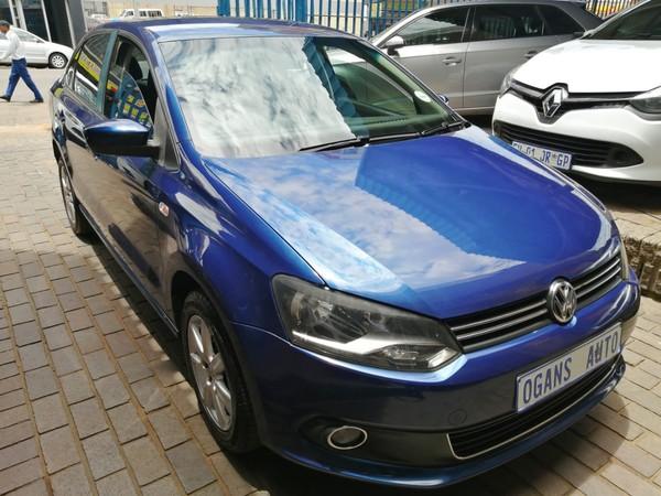 2011 Volkswagen Polo 1.4 Comfortline   Gauteng Johannesburg_0