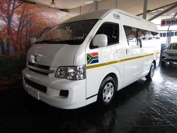 2020 Jinbei Haise H2 2.4i 16-Seat Gauteng Rosettenville_0