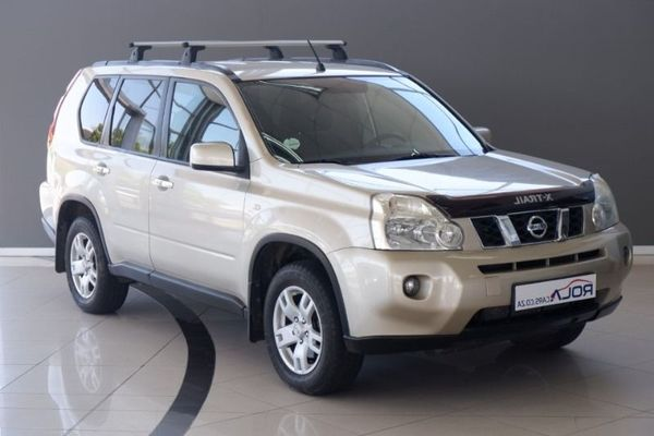 2010 Nissan X-Trail 2.5 Se 4x4 r72  Western Cape Somerset West_0
