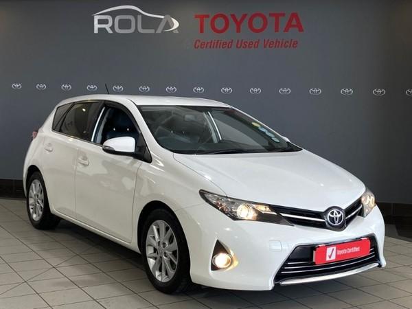 2014 Toyota Auris 1.6 Xr Cvt  Western Cape Somerset West_0