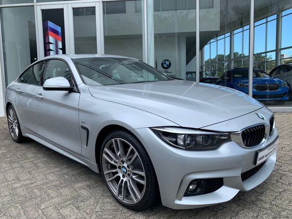 2019 BMW 4 Series 420i Gran Coupe M Sport AT F36 Western Cape Claremont_0