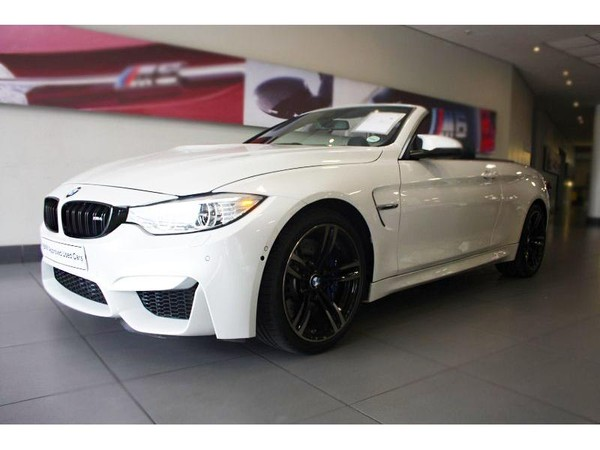 2016 BMW M4 Convertible M-DCT Gauteng Four Ways_0