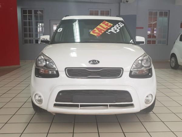 2012 Kia Soul 1.6  Gauteng Springs_0