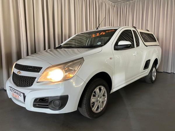 2013 Chevrolet Corsa Utility 1.8 Club Pu Sc  Gauteng Centurion_0
