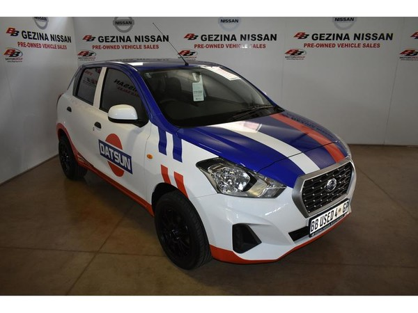 2020 Datsun Go  1.2 MID 7-Seater Gauteng Pretoria_0