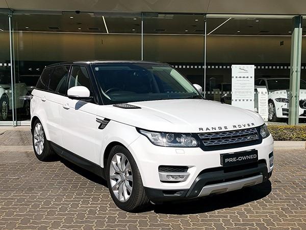 2015 Land Rover Range Rover Sport 3.0 SDV6 HSE Gauteng Bedfordview_0